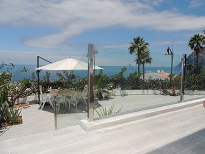 Photo for Recently refurbished Villa With Private Heated Pool And Panoramic Views