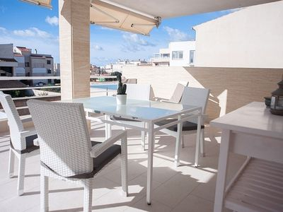 Photo for Apartment / app. for 6 guests with 110m² in Colonia Sant Jordi (118555)
