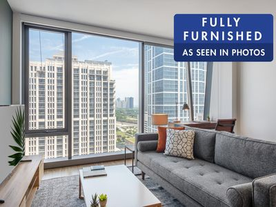 Photo for Stunning South Loop 1BR w/ Pool + Gym near Michigan Avenue by Blueground
