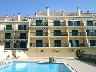 Photo for One bedroom Apartment, sleeps 4 in Ericeira with Pool and WiFi
