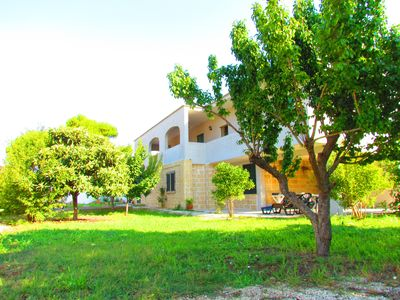 Photo for Salento apartment in villa near the beach