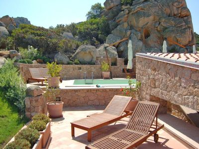 Photo for Vacation home Narciso  in Costa Paradiso, Sardinia - 8 persons, 4 bedrooms