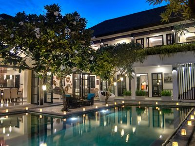 Photo for LUXURY 4 BEDROOM VILLA IN PRIME SEMINYAK