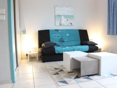 Photo for Apartment La Rochelle, studio flat, 3 persons