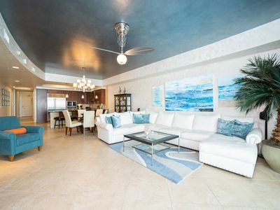 Photo for Fantastic FALL Rates! BOOK NOW&SAVE*3BR/3.5BA Sleeps 12*Turquoise Place 707D