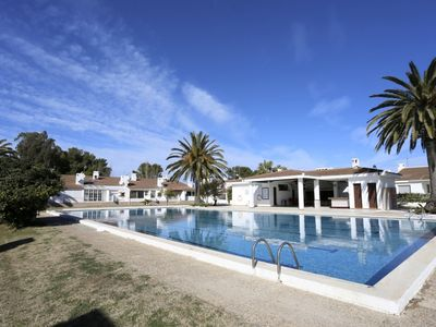 Photo for 2 bedroom Villa, sleeps 6 in Riumar with Pool, Air Con and WiFi