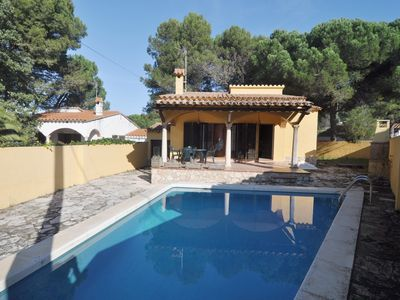 Photo for PI GRAN: BEAUTIFUL HOUSE IN A QUIET AREA WITH PRIVATE POOL -COSTA BRAVA
