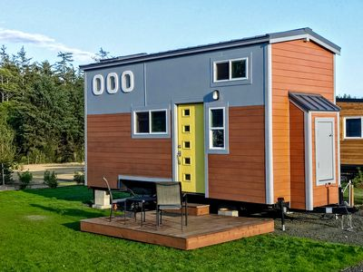 "Photo for Rent our ""Osprey"" tiny home on the Oregon Coast"