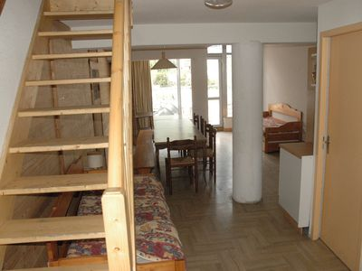 Photo for Apartments 350 m from the first ski lift. Box locker, bike