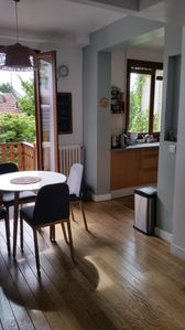 Photo for Warm house with garden in Montreuil