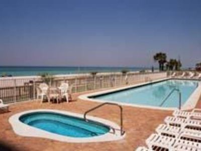 Photo for Twin Palms 702: 2 BR / 2 BA condo in Panama City Beach, Sleeps 6