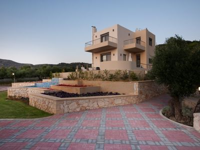 Photo for 3 bedroom Villa, sleeps 6 in Nopigeia with Pool, Air Con and WiFi