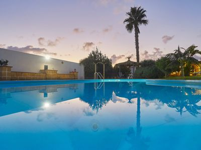 Photo for Villa with pool on the sandy Western coast ideal for families/friends