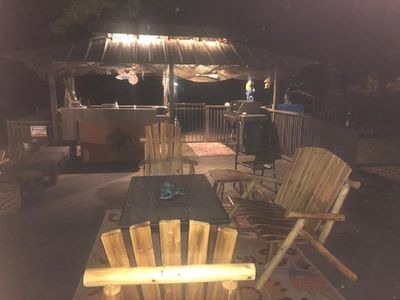 Photo for ***POOL***HOT TUB*FIRE PIT*Trout fishing, outdoor kitchen***RESORT***