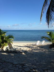 Photo for Oceanfront 3 BR Villa with winter availability