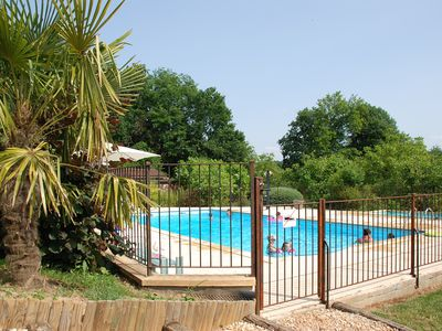 Photo for Self-catered house with 2 pools for adults and children