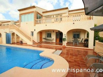 Photo for Renting a beautiful villa on the Costa Blanca for 4 people