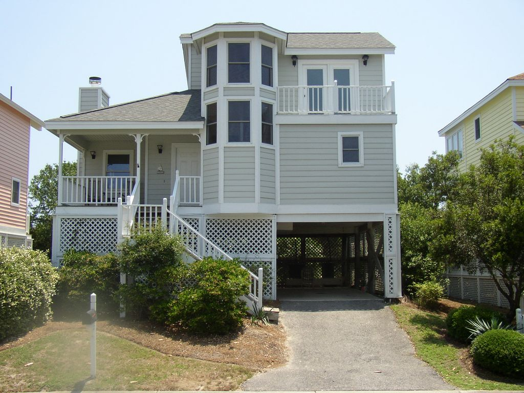 Newly Renovated 3 Br Beach House Wild Dunes
