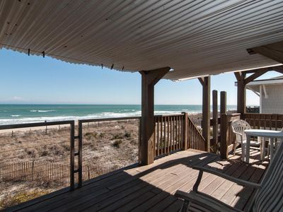 Photo for Affordable top floor oceanfront unit with amazing views