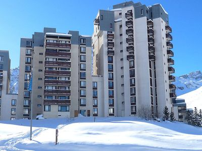Photo for Apartment 138 m from the center of Tignes with Internet, Lift, Balcony (111509)