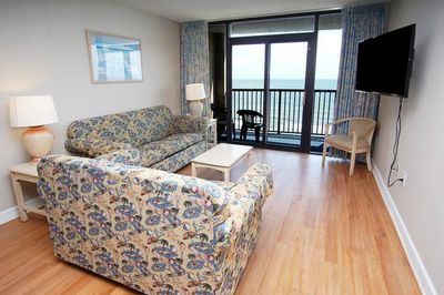 Compass Cove Mariner Tower 1020 Spacious 3 Br Ocean Front Condo