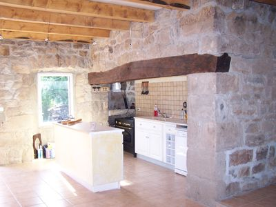 Photo for Old stone house of 230 m² completely renovated