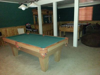 Happy Jack Cabin Perfect Family Mountain GetAway - Pool table jack rental