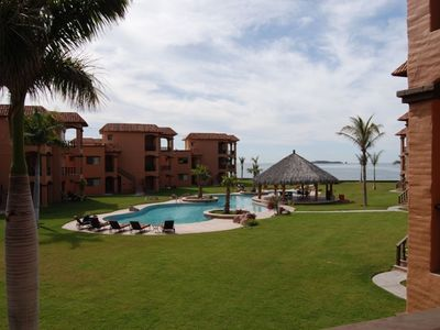 Photo for Bahia Delfin Beachfront Rental