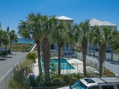 Photo for Beautiful & Spacious Gulf Side Condo ~ In the Heart of Seagrove Beach!!
