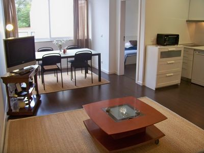 Photo for Mae D'Agua apartment in Bairro Alto with WiFi & lift.