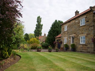 Photo for Delightful Farmhouse, in Thimbleby,  in the North Yorkshire Moors National Park.