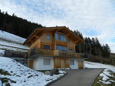 Photo for Apartment Gletscherblick, Chalet in Zweisimmen - 10 persons, 5 bedrooms
