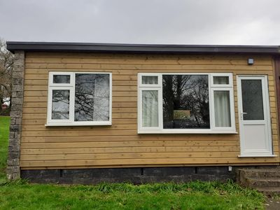 New Refurbished Holiday Chalet in Penstowe Park, Kilkhampton , Bude Cornwall