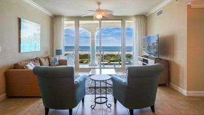 Photo for Gulf Front Elite 2BR/2.5BA Portofino Tower 1-809