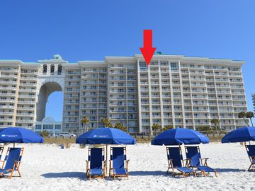 Seascape Resort, Destin, FL, USA