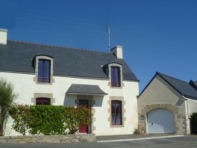 Photo for HOLIDAY HOME *** enclosed garage & garden, 2 bedrooms, 1 B & B, 1 S. Water / 4 P.