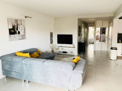 Photo for Appartement Sedna /  Modern flat next to the Croisette