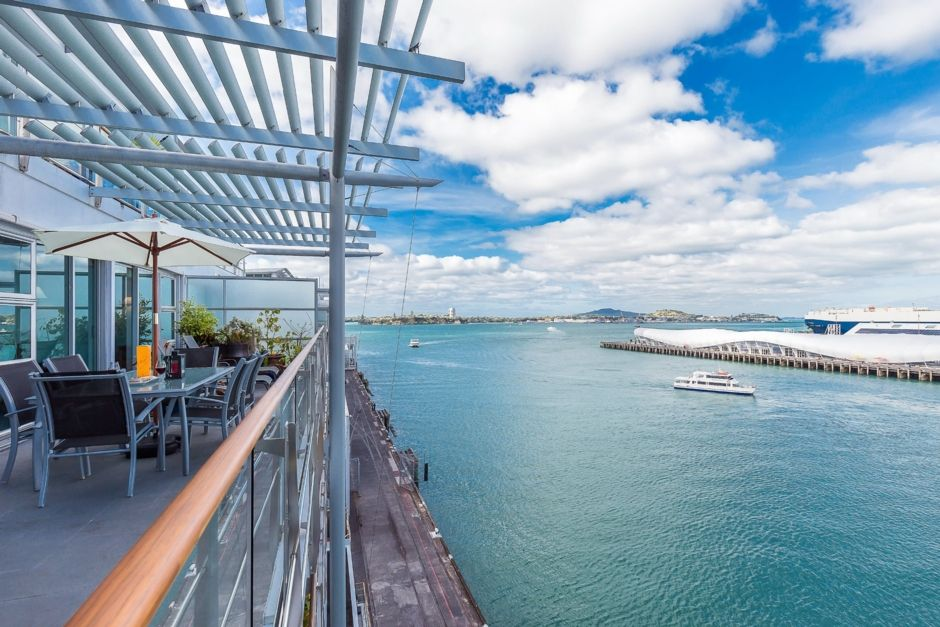 Waterfront Indulgence Voted Best City Apartment