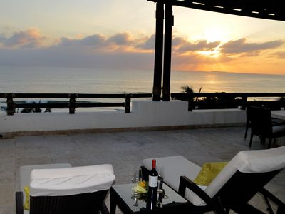 Photo for Immaculate Four Bedroom Luxury Condo in Punta Mita