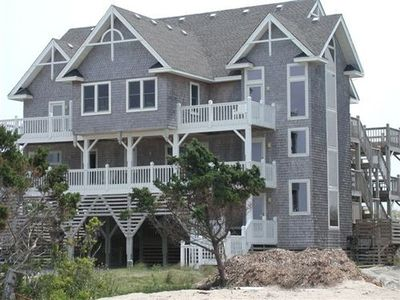Photo for 8BR House Vacation Rental in Hatteras, North Carolina