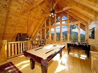 Photo for Luxury Log Cabin!  Close to Dollywood all the attractions!