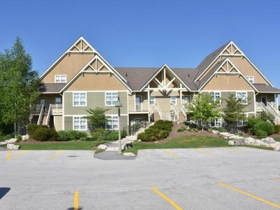Photo for 2 Bedroom Mountain Side Condo w/ Grill - 7254  Blue Mountain Lodges