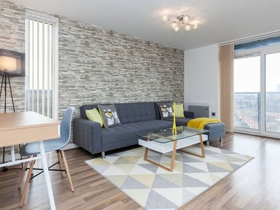 Photo for Immaculate 2BR Manchester Apartment