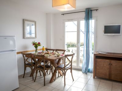 Photo for Vacation home Les Terrasses de Pentrez in Pentrez-Saint-Nic - 4 persons, 1 bedrooms