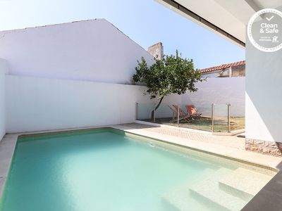 Photo for PAREDE VILLA WITH POOL by HOMING