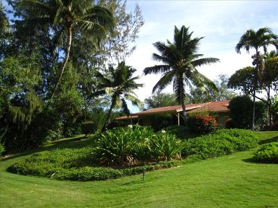 Photo for Wailea Home W/ Private Tennis Ct Steps from Keawakapu Bch