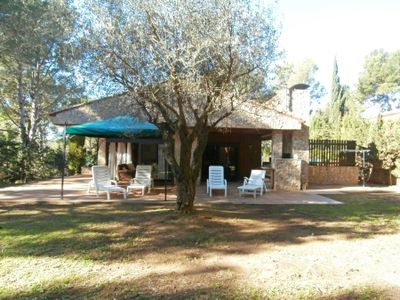 Photo for Holiday house Tamariu for 6 persons with 3 bedrooms - Villa