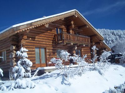 Photo for Cerdanya, bolquère, Pyrenees-2000, beautiful chalet 4 * 12 people