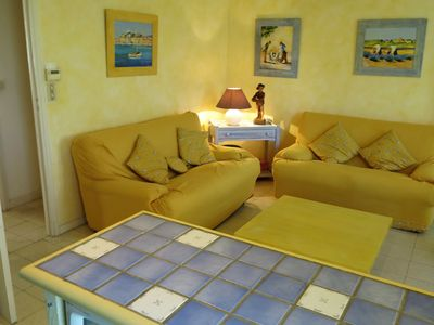 Photo for Provencal and Large 2 Bedrooms with Balcony
