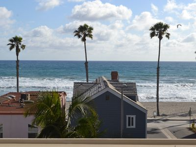 Photo for Fantastic Beach & Ocean Views when you walk in the door!